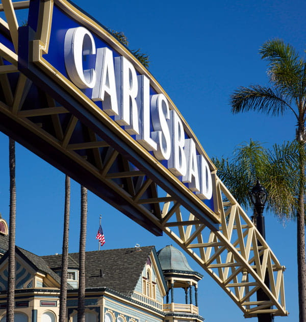 Spirited Carlsbad Village